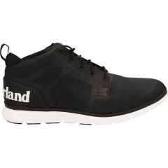 Timberland Mens Killington Super Oxford Chukka Ankle Boots - Black Mesh