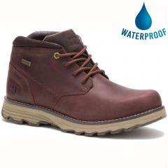 Caterpillar Mens Elude Waterproof Ankle Boots - Burnette