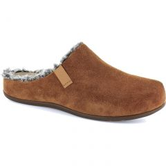 Strive Mens Luxembourg Slippers - Classic Tan