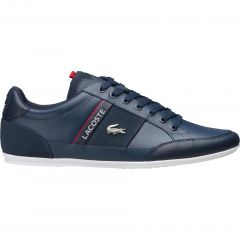 Lacoste Mens Chaymon 721-2 Tainers - Navy White