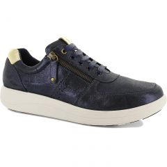 Strive Womens Madison Trainers - Navy Sparkle