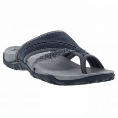 Merrell Womens Terran Post Toe Post Walking Sandals - Slate