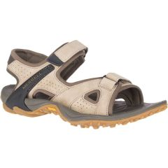 Merrell Mens Kahuna 4 Walking Sandals - Classic Taupe