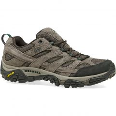 Merrell Mens Moab 2 LTR GTX Waterproof Walking Shoes - Boulder