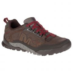 Merrell Mens Annex Trak Low Walking Trainers Shoes - Clay
