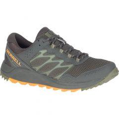 Merrell Mens Wildwood GTX Vegan Waterproof Walking Shoe - Olive
