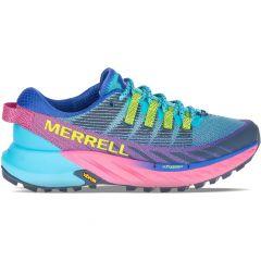 Merrell Womens Agility Peak 4 Vegan Trail Running Shoes - Atoll