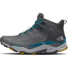 North Face Mens Vectiv Exploris Futurelight Waterproof Walking Boots - Zinc Grey Asphalt Grey