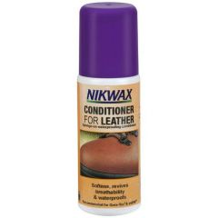NikWax Shoe Care Conditioner For Leather