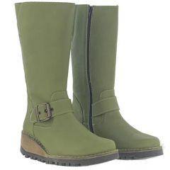Oxygen Womens Danube Boots - Apple