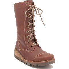 Oxygen Womens Tamar Boots - Brandy