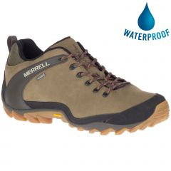 Merrell Mens Cham 8 Ltr GTX Waterproof Shoes - Olive