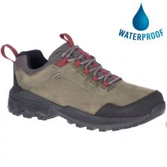 Merrell Mens Forestbound Waterproof Shoes - Merrell Grey