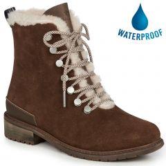 EMU Australia Womens Billington Waterproof Boots - Oak