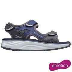 Joya Womens Komodo Adjustable Sandal - Grey Blue