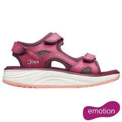 Joya Womens Komodo Adjustable Sandal - Violet