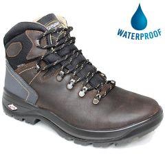 Grisport Mens Pennine Waterproof Walking Boots - Brown