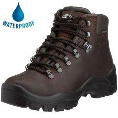 Grisport Mens Peaklander Waterproof Walking Boots - Brown