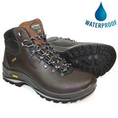 Grisport Mens Fuse Waterproof Walking Boots - Brown
