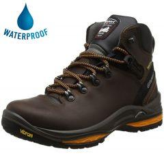 Grisport Mens Saracen Waterproof Walking Boots - Brown