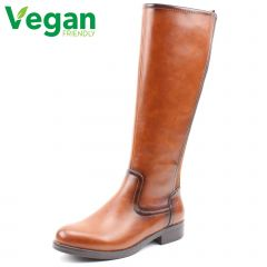 Heavenly Feet Womens Raquel Tall Boots - Brown