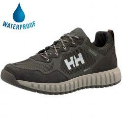 Helly Hansen Mens Monashee ULLR Low HT Waterproof Walking Trainers - Beluga Forest Night Aluminium