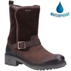 Cotswold Womens Randwick Waterproof Boot - Brown