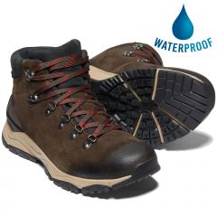 Keen Mens Feldberg APX WP Waterproof Walking Boots - Ebony Brown