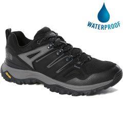North Face Mens Hedgehog Futurelight Waterproof Walking Trainers - TNF Black Zinc Grey
