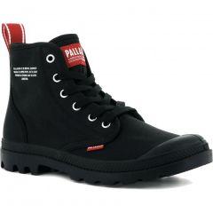 Palladium Unisex Pampa Hi Dare Boots - Black