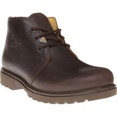 Panama Jack Mens Bota Panama C2 Waterproof Leather Chukka Boots - Marron Brown