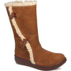 Rocket Dog Womens Slope Boots - Chestnut