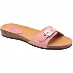 Scholl Womens Bahama Sandals - Pale Pink Rose
