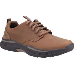 Skechers Mens Expended Casual Shoes - Desert