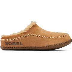 Sorel Mens Lanner Ridge Slippers - Camel Brown Curry