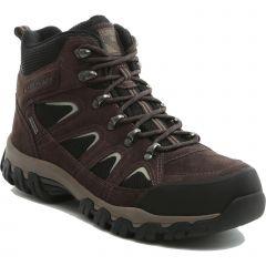 Sprayway Mens Mull Mid Waterproof Walking Boots - Brown