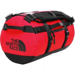 The North Face Base Camp Duffel Extra Small Bag - TNF Red TNF Black