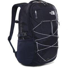 The North Face Borealis Backpack Bag - Aviator Navy Meld Grey