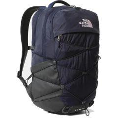 North Face Borealis Backpack Rucksack Laptop Shoulder Bag - TNF Navy TNF Black