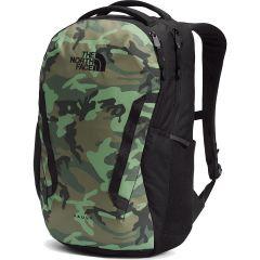 North Face Vault Backpack Rucksack Laptop Shoulder Bag - Thymbrshw Camo TNF Black