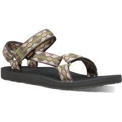 Teva Womens Original Universal Walking Sandals - Canyon Castille Green