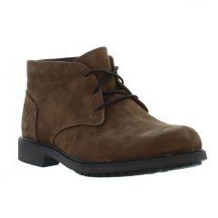 Timberland Mens Earthkeeper Stormbuck Chukka Waterproof Boots - Brown