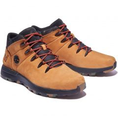 Timberland Mens A2EZQ Sprint Trekker Mid Ankle Boots - Wheat