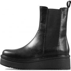 Vagabond Womens Tara Chelsea Boots - Black