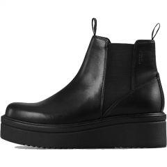 Vagabond Womens Tara Platform Chelsea Boots - Black
