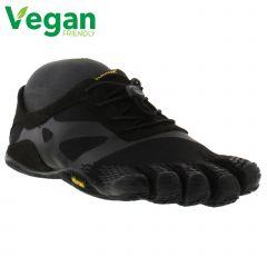 Vibram Five Fingers Mens Vegan KSO Evo Barefoot Shoes - Black