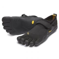 Vibram Five Fingers Mens KSO Barefoot Shoes - Black