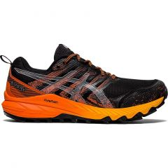 Asics Mens Gel Trabuco 9 GT-X Waterproof Trail Running Shoes - Black Sheet Rock