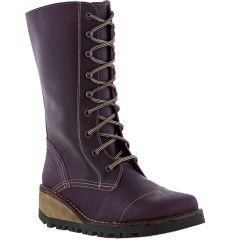 Oxygen Womens Tamar Boots - Purple