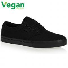 Etnies Mens Jameson 2 Eco Vegan Skate Shoes - Black Black